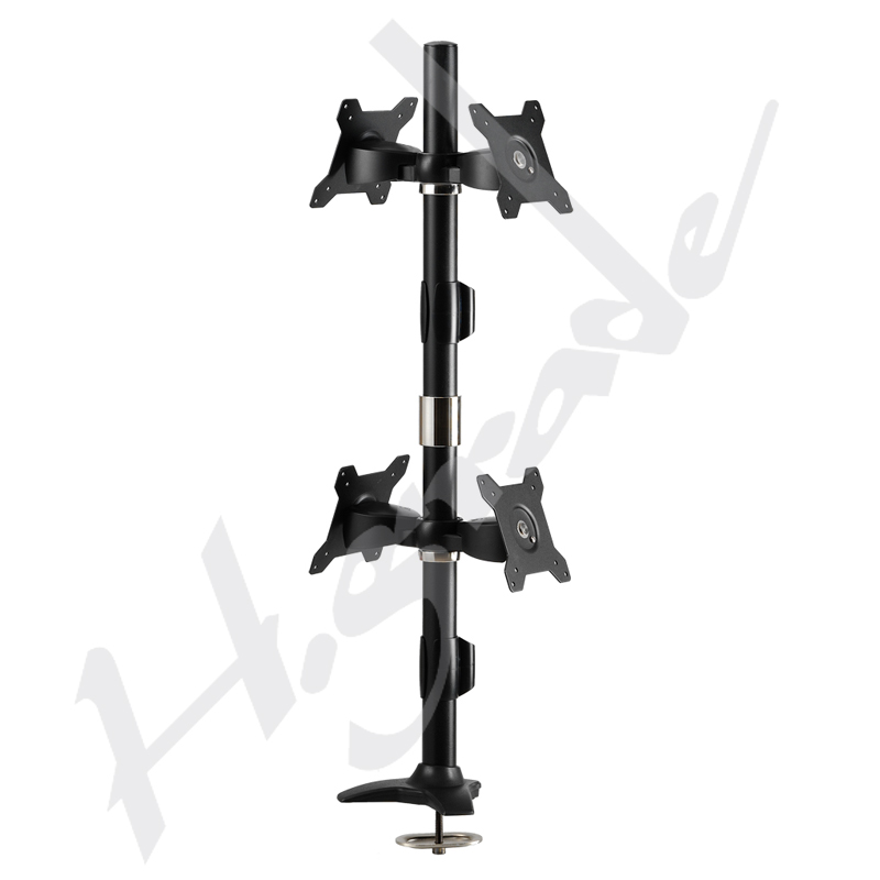 Multi Mounts - Quad LCD / LED Monitor Stand