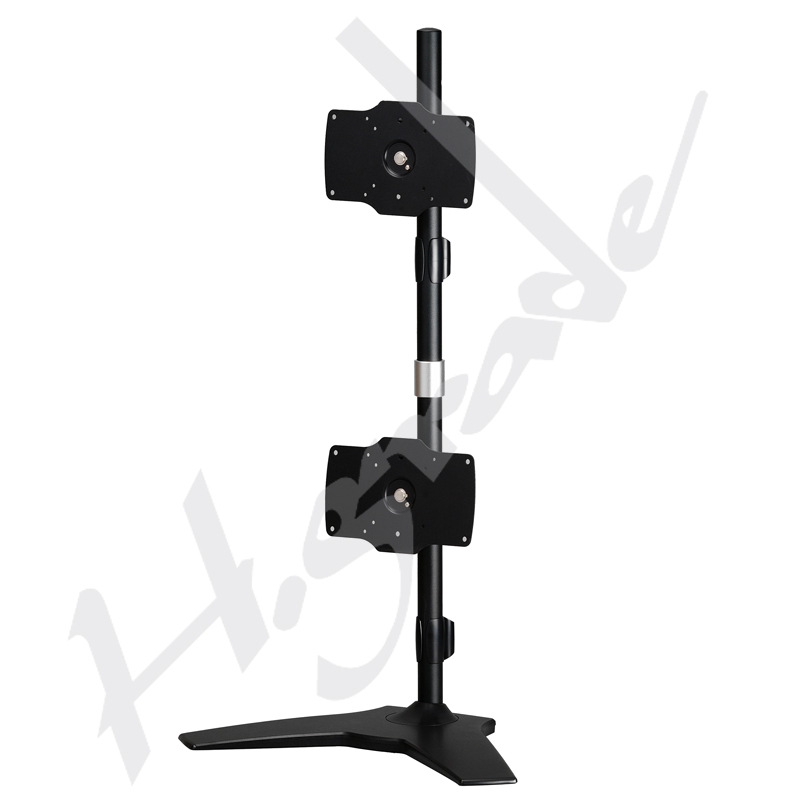 Dual Lcd Monitor Stand Vertical With Vesa 200 X100