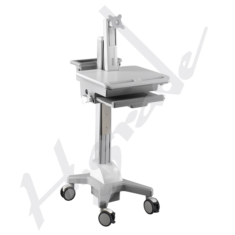 HealthCare Trolley workstation Mobile Cart - Laptop moved cart